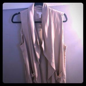 Long vest/dress